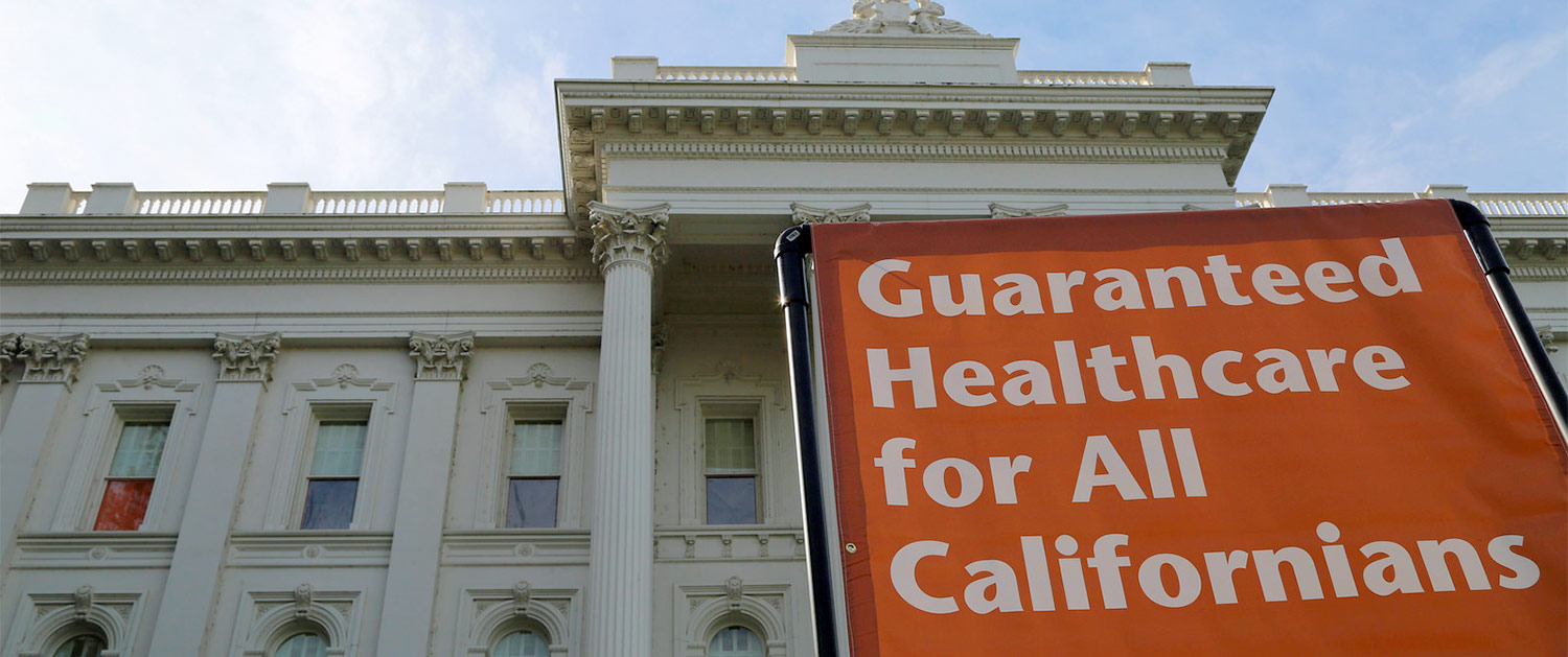 Guaranteed Healthcare for All Californians