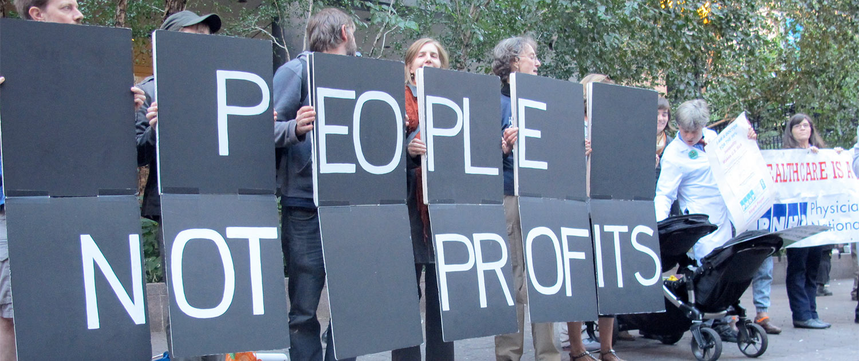 People Not Profits